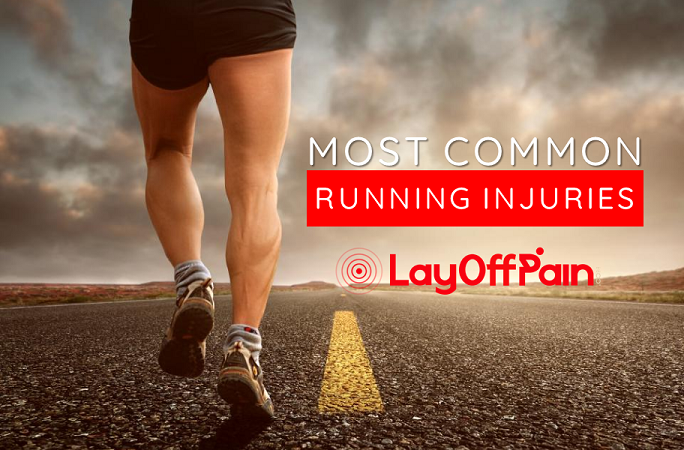 Most common running injuries