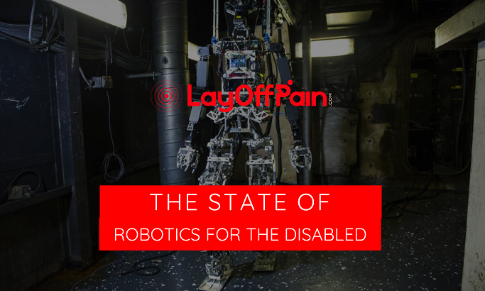 The State of Robotics for the Disabled