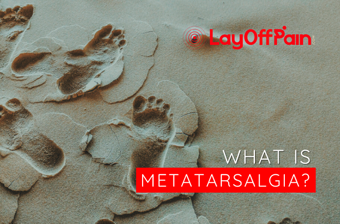 What is metatarsalgia