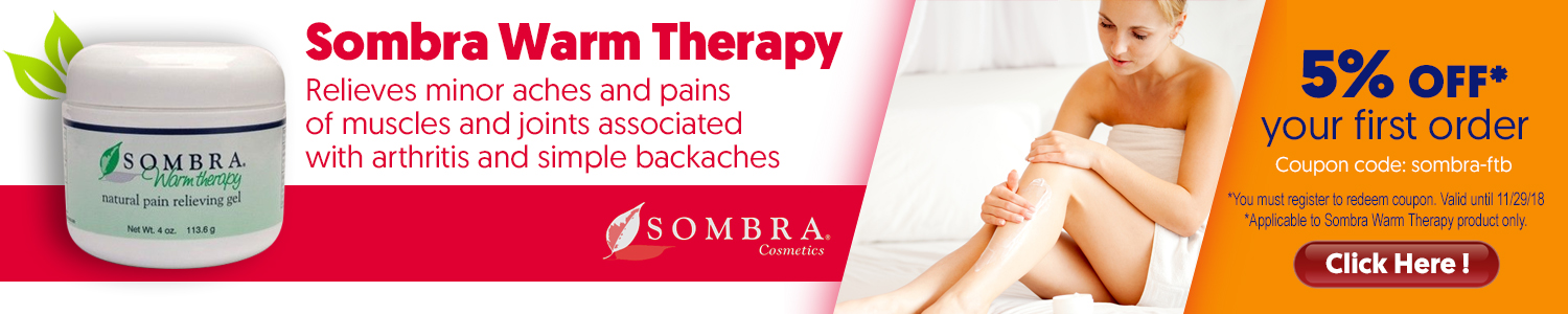 Sombra Warm Therapy - LayOffPain.com